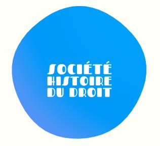 Société Histoire du Droit